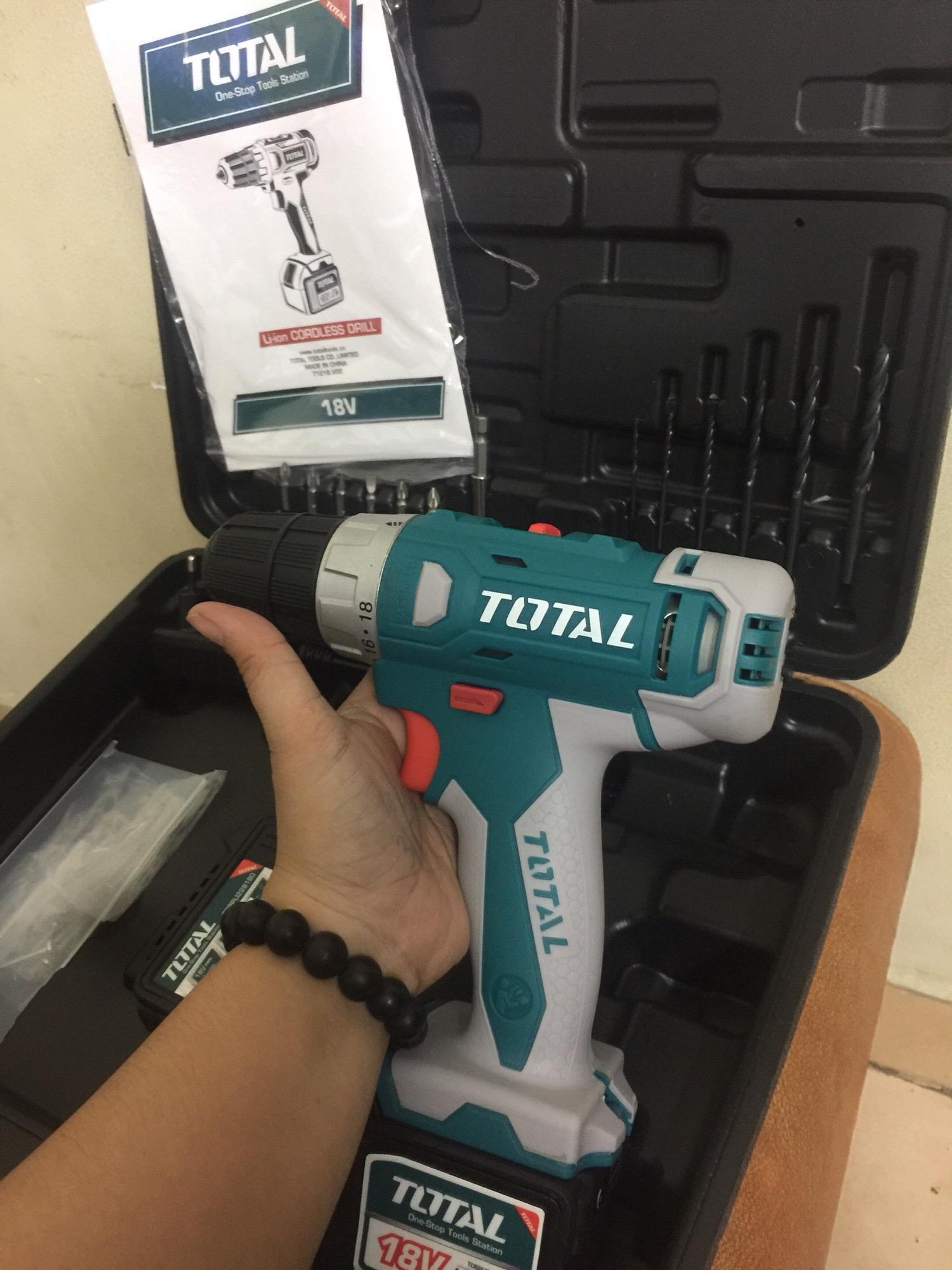 MÁY KHOAN PIN TOTAL TDLI228180
