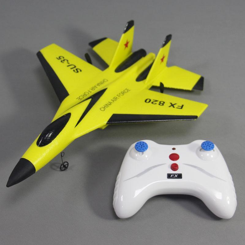 Hình ảnh Máy bay điều khiển từ xa Su35 - FX820 - F16 FX823