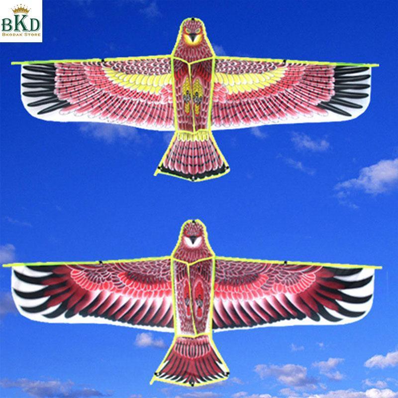 Hình ảnh Bkodak Store Polyester Multicolor Kids Eagle Kite Kite Eagle Kite Fashion Cool