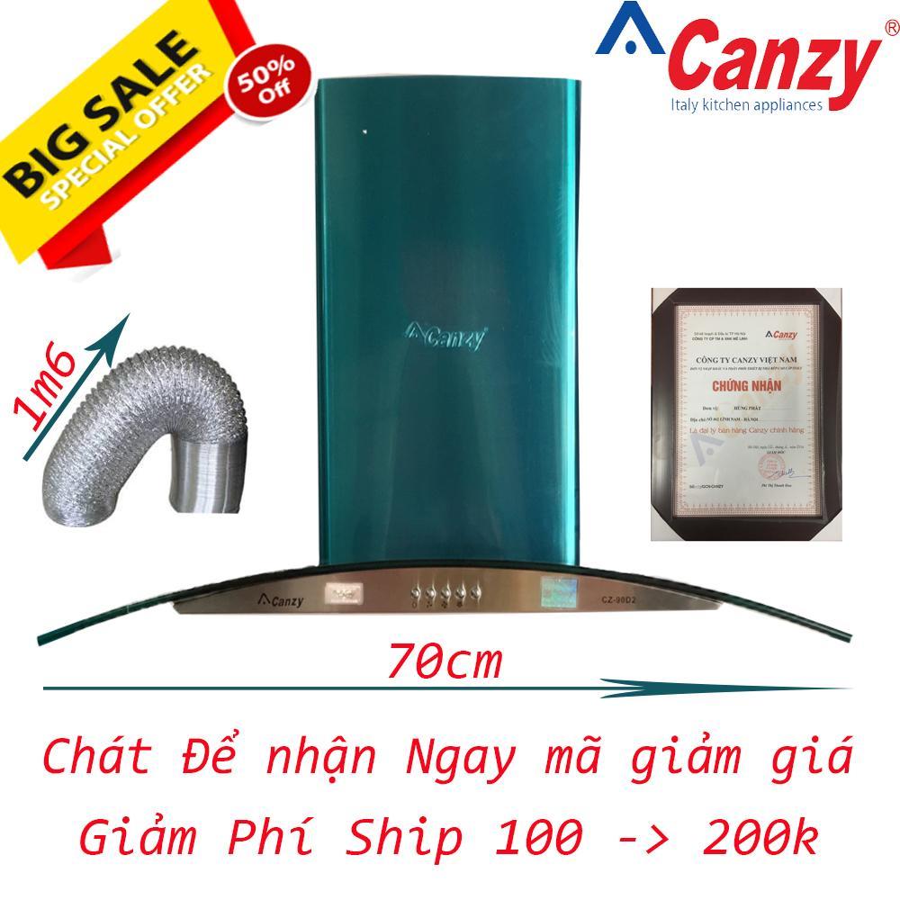 Hình ảnh Máy hút khử mùi Canzy CZ 70D2