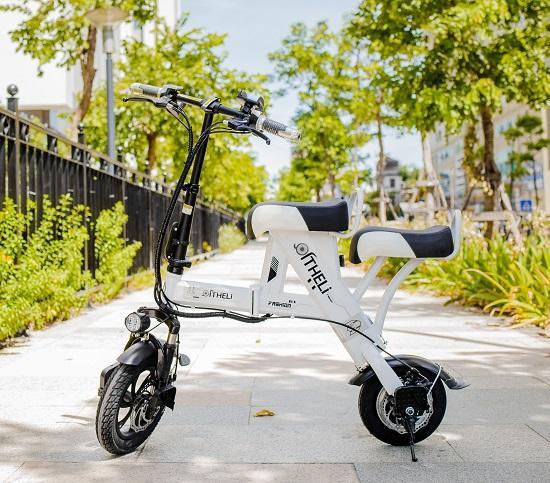 Xe đạp điện gấp E-Bike