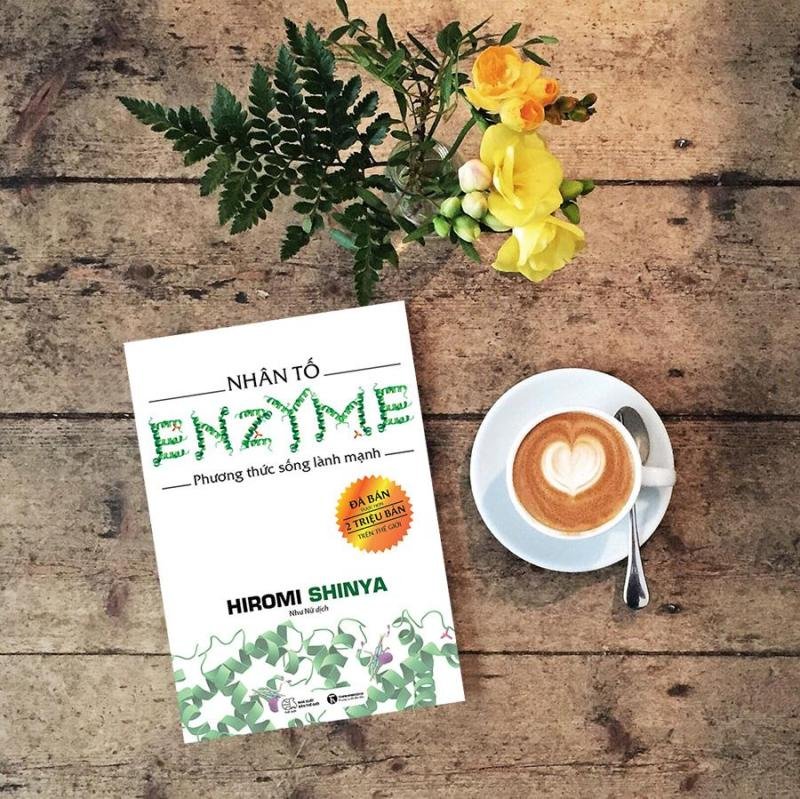 Mua Sách Nhân tố enzyme
