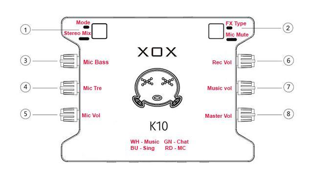 Combo-Bo-Livestream-Hat-Karaoke-Chuyen-nghiep-XOX-K10