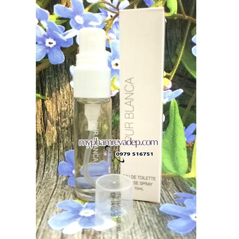 Nước hoa nữ Purlanca Avon dạng xịt 10ml