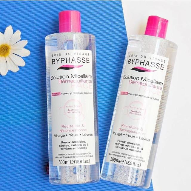 Nước Tẩy Trang Byphasse Solution Micellaire 500 ml
