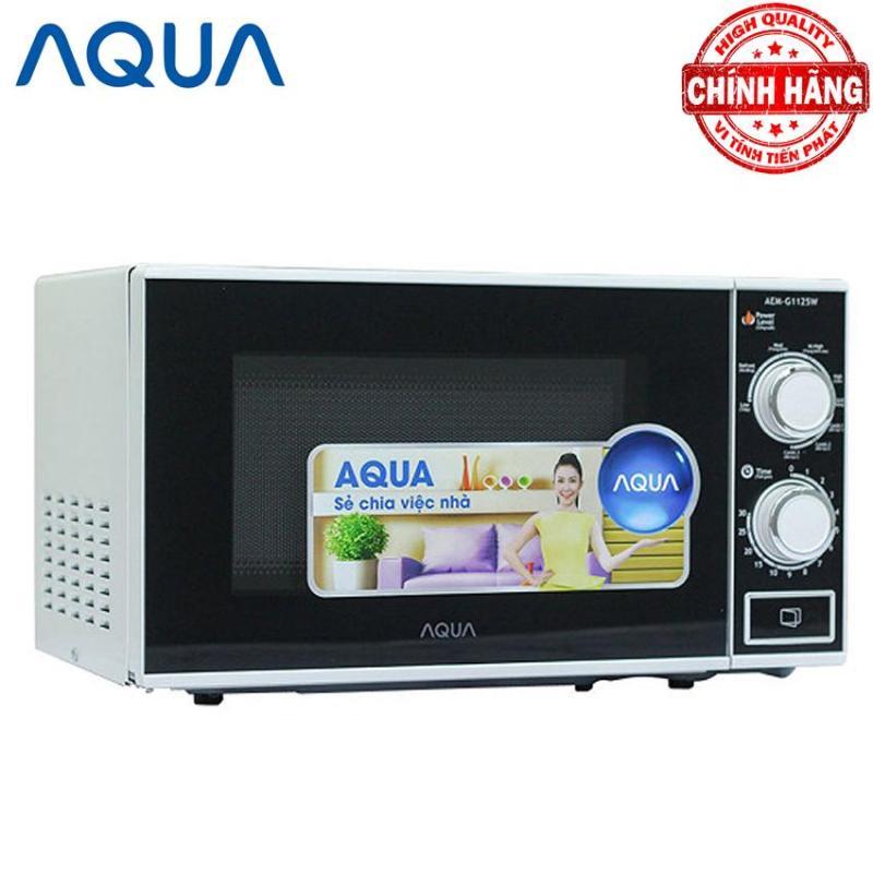 Lò vi sóng AQUA Model AEM-G1125W 17 Lít