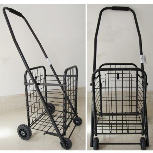 Xe kéo đồ đi chợ đa năng tiện ích cỡ nhỏ cao cấp bền đẹp KL118