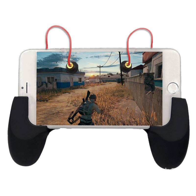 Hình ảnh Bộ 2 Nút Bấm Chơi Game PUBG Loại Chuyên Dụng Cho Ipad Chơi PUBG, ROS, FREE FIRE, KNIGHT OUT
