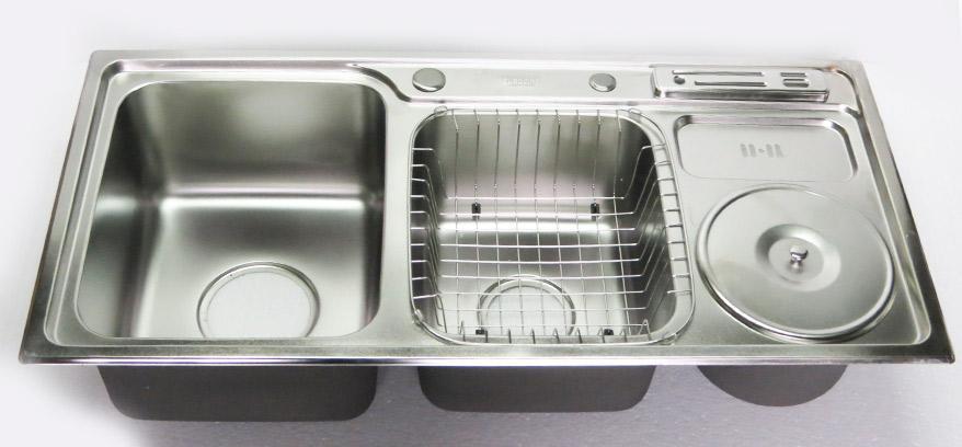 Chậu-rửa-chén-Inox-2-hộc-một-hố-rác-Eurolife-EL-C4-(Trắng-bạc)-15.jpg