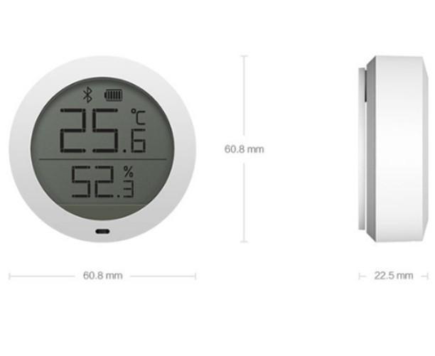 Cảm biến nhiệt độ độ ẩm Bluetooth Xiaomi 7