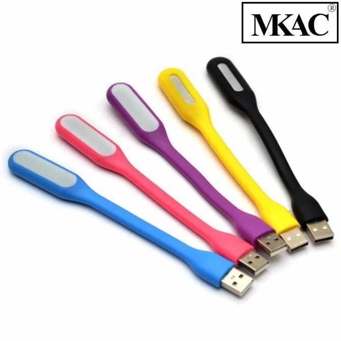 Hình ảnh Bộ 5 đèn LED USB siêu sáng cắm nguồn usb (màu ngẫu nhiên)