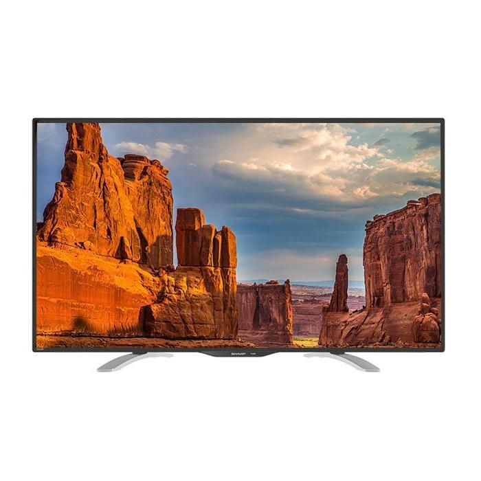 Hình ảnh TV LED Sharp 40 inch 4K Ultra HD - Model 40UA330X (Đen) - Hãng phân phối chính thức