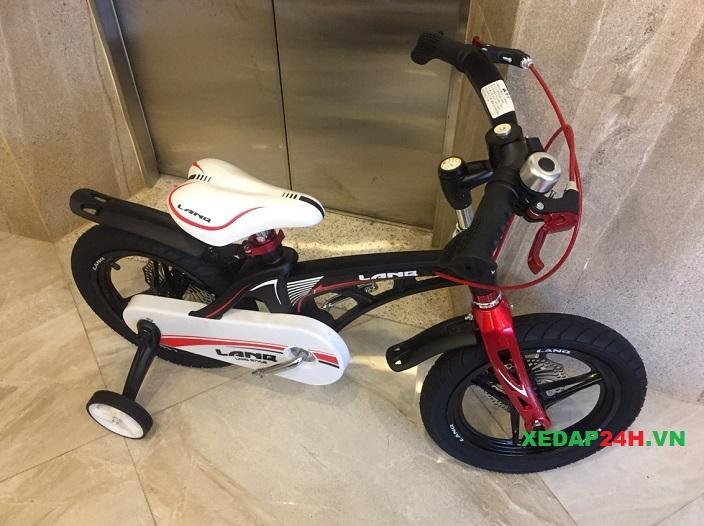 xe đạp trẻ em LANQ 1643G 16 cho bé 4-7 tuổi