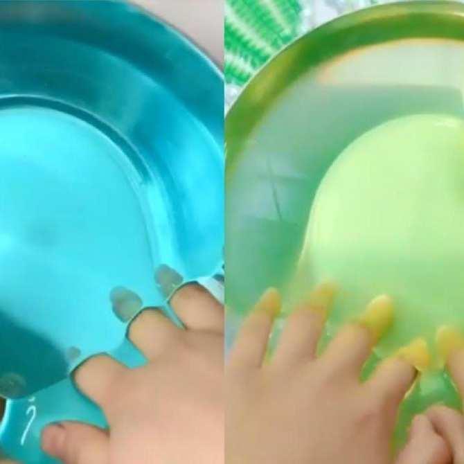 Hình ảnh Bột Guar Gum 100Gram - Nguyên Liệu Làm Slime Lỏng/Water Slime
