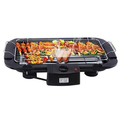 Hình ảnh Bếp nướng Electric Barbecue Grill 2000W Mẫu 1002 - Nha bep cao cap, BH 1 đổi 1 Uy Tín, Giảm 50%