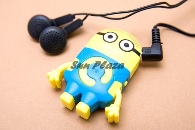 Máy nghe nhạc MP3 minion