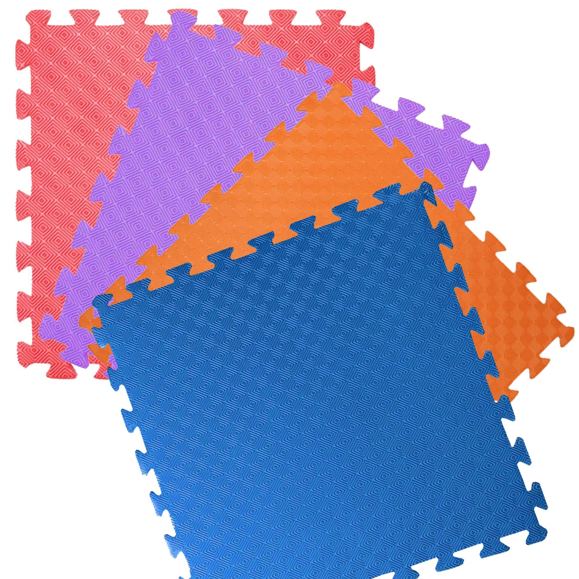 Hình ảnh Thảm xốp lót sàn cho bé 60x60x1cm
