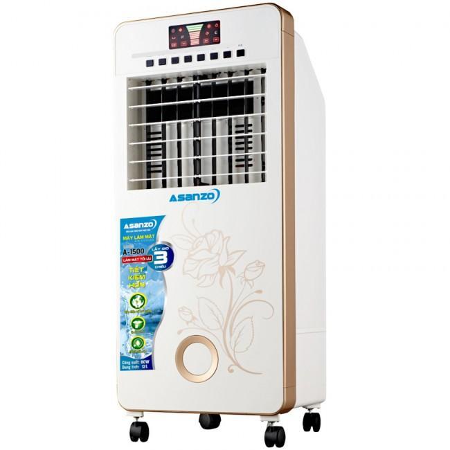 Bảng giá Quạt làm mát không khí ASANZO A-1500