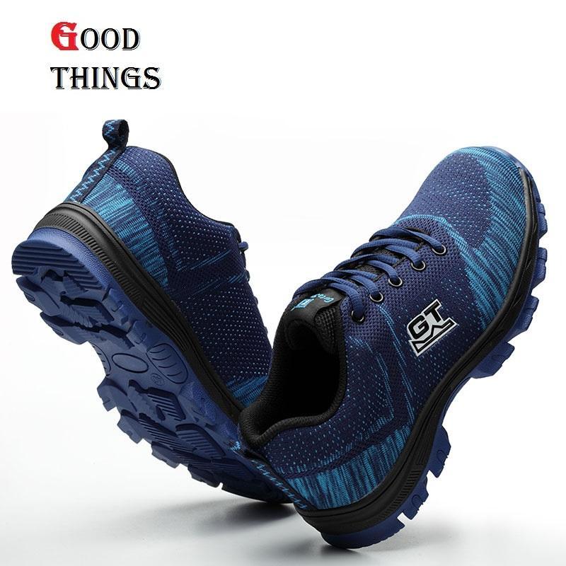 Hình ảnh Giày Bảo hộ lao động SAFETY GT_ Size 43