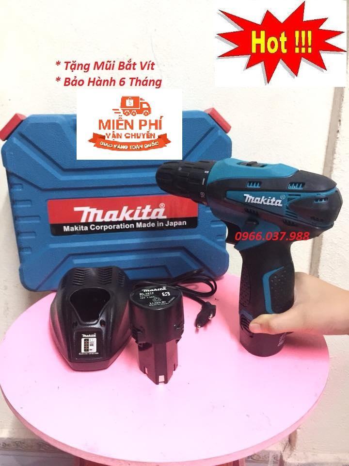 Máy Khoan Pin Makita 12 V