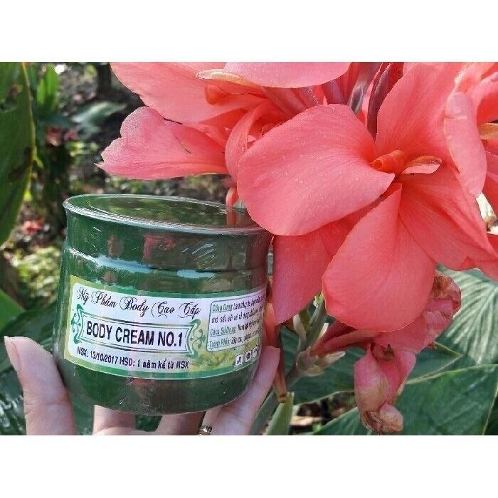Kem Kich Trắng Body Cream no 1 hàng chuẩn
