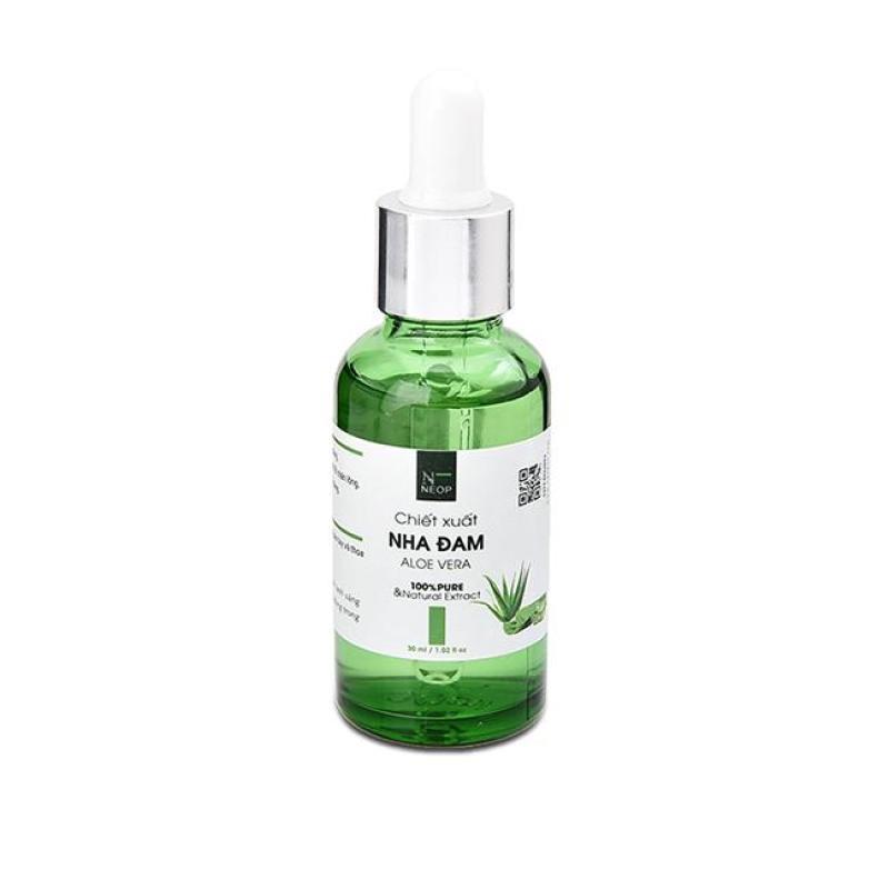Chiết Xuất Nha Đam NEOP (Mexico) 30ml - Se Khít Lỗ Chân Lông - Aloe Vera Extract - 100% Natural