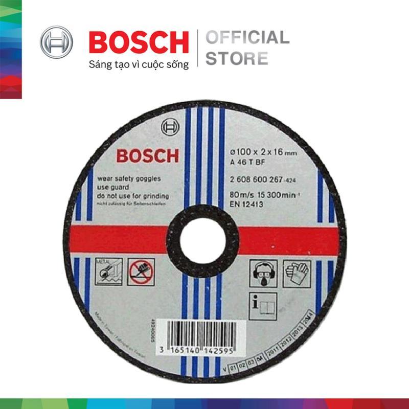 Đá cắt Bosch 180x3x22.2mm (sắt)