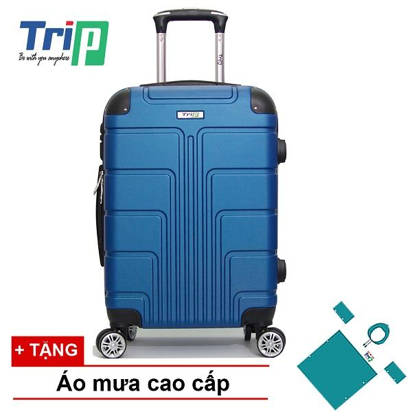 Ôn Tập Vali Trip P701 Size 50Cm 20Inch Xanh Dương Trip Trong Hồ Chí Minh