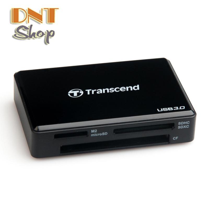 Đầu đọc thẻ nhớ Reader Transcend F8 USB 3.0 (TS-RDF8K)