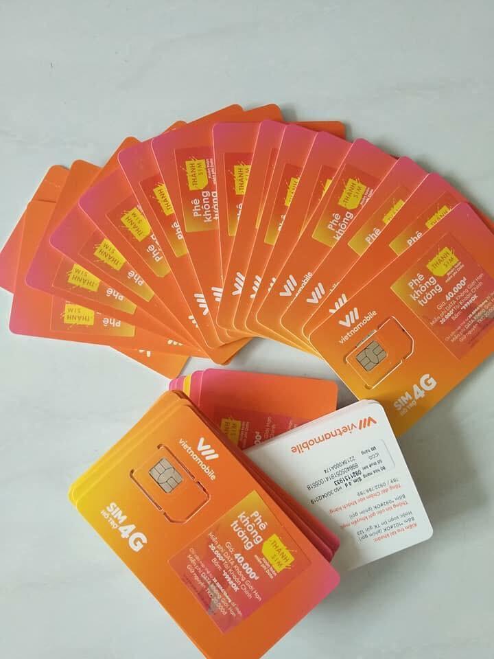 Hình ảnh Thánh Sim 4G 11 Số FREE 4Gb/ngày - Mien phi ship thanh sim 4G Vietnamobile