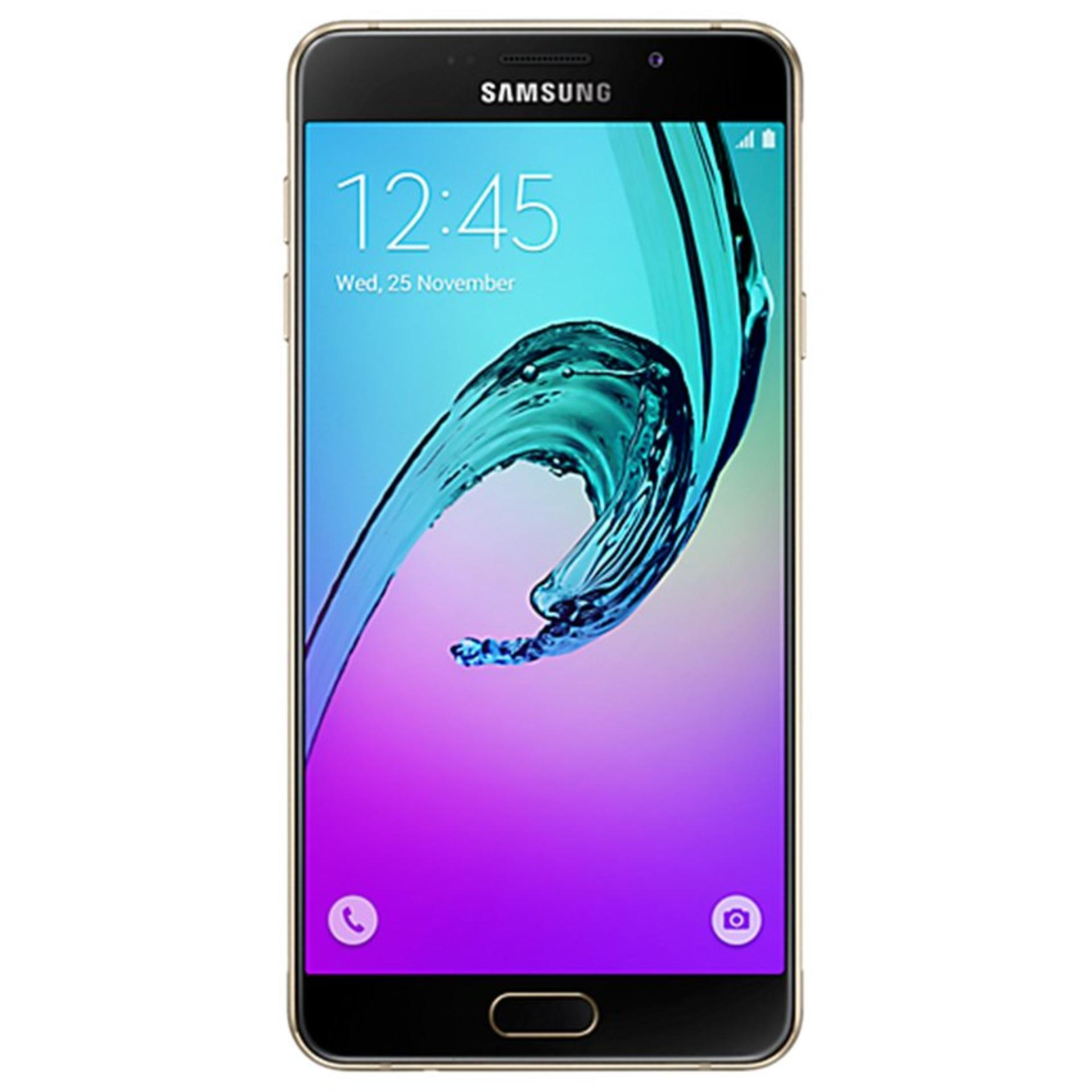Mua Samsung Galaxy A7 2016 16Gb Vang Hang Phan Phối Chinh Thức Samsung Nguyên