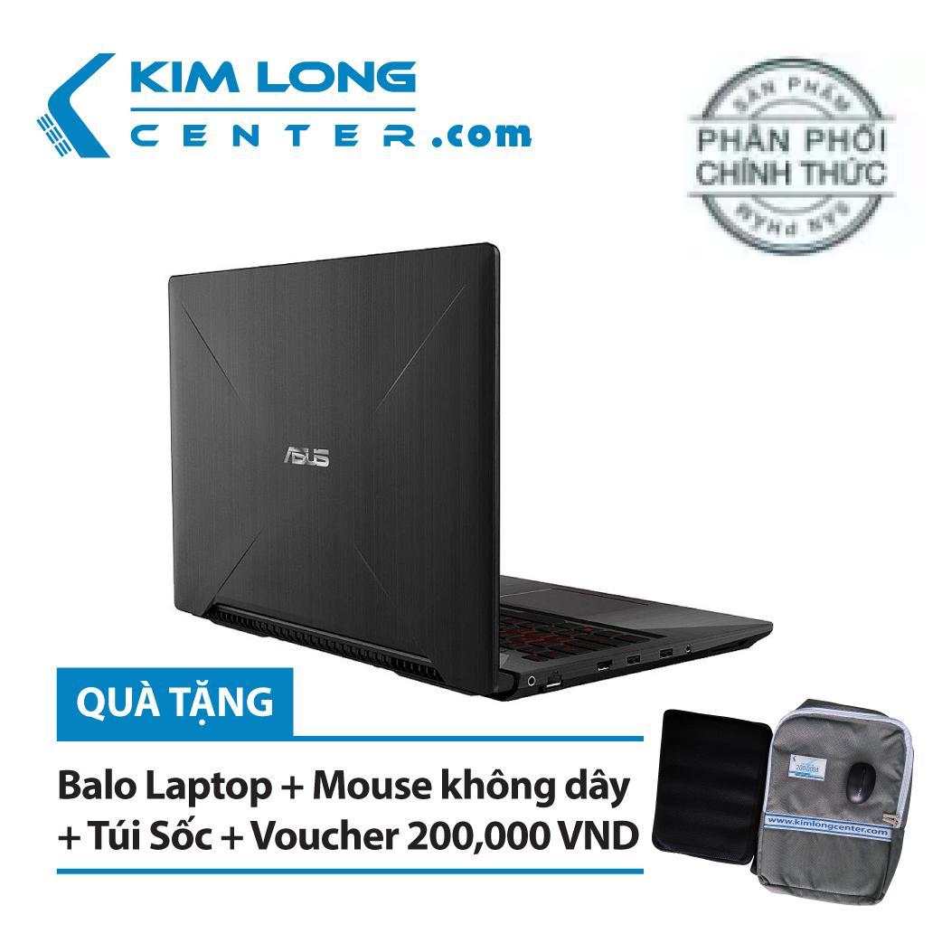 Laptop Asus FX503VD-E4082T Core i5-7300HQ / Win 10 15.6 inch - Hàng Chính Hãng