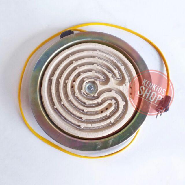 Hình ảnh Bếp điện lò xo tròn lớn 21cm