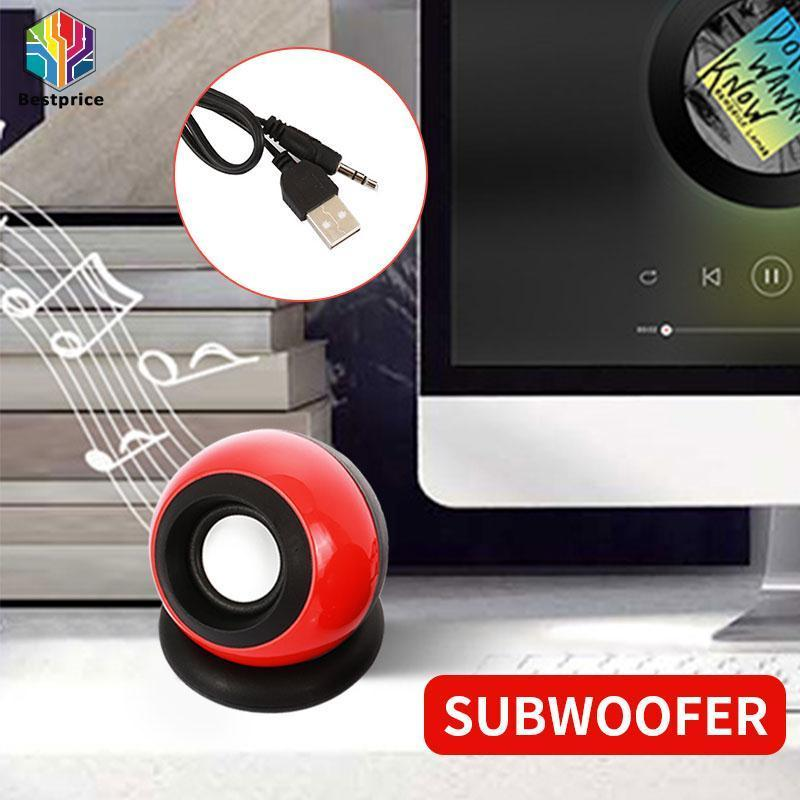 Bảng giá Bestprice Computer Sound Box Computer Loud Speaker Mini 1 Pair Desktop Laptop Phong Vũ