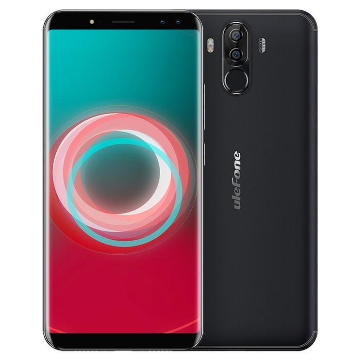 ulefone power 3s màu đen (pin 6350mAh,ram 4GB,rom 64GB)