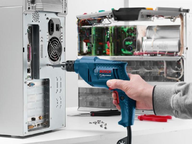 Máy khoan, vặn vít Bosch GBM 350