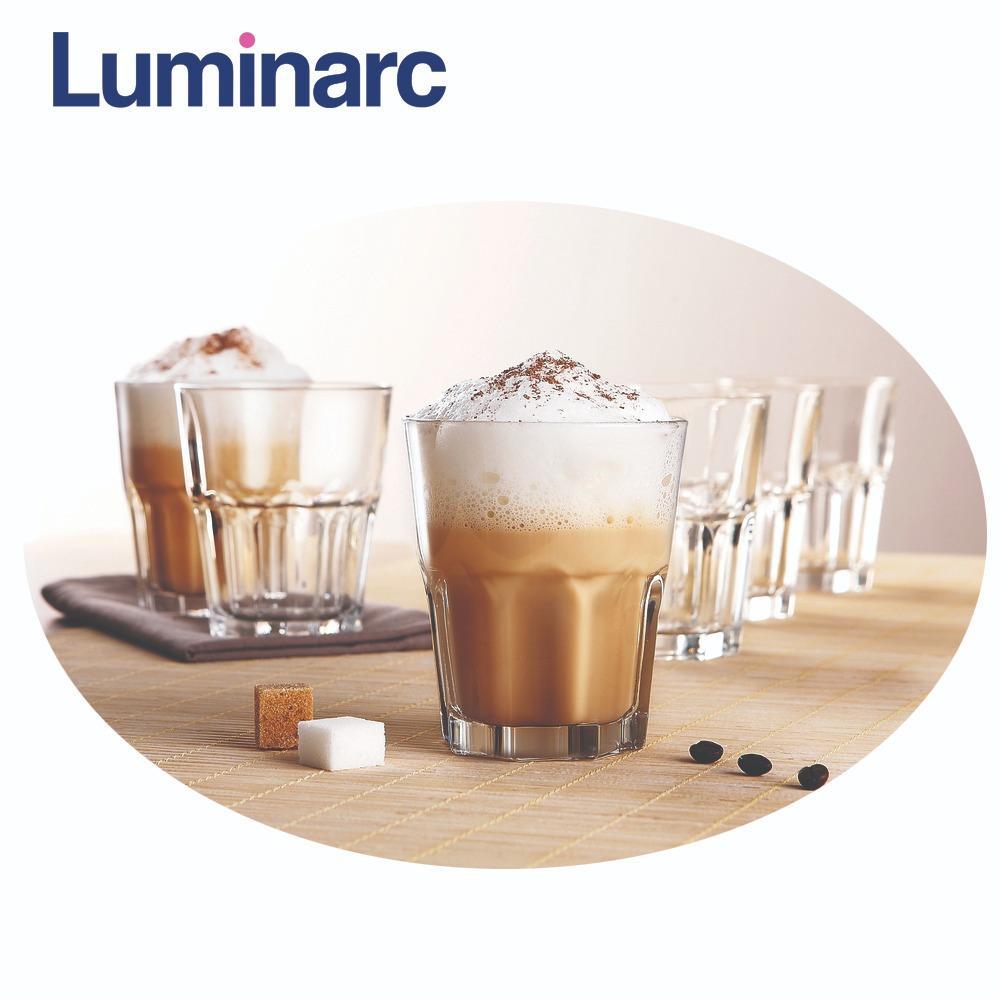 Cửa Hàng Bộ 6 Ly Thủy Tinh Thấp Luminarc Granity 240Ml G3653 Trong Suốt Trực Tuyến