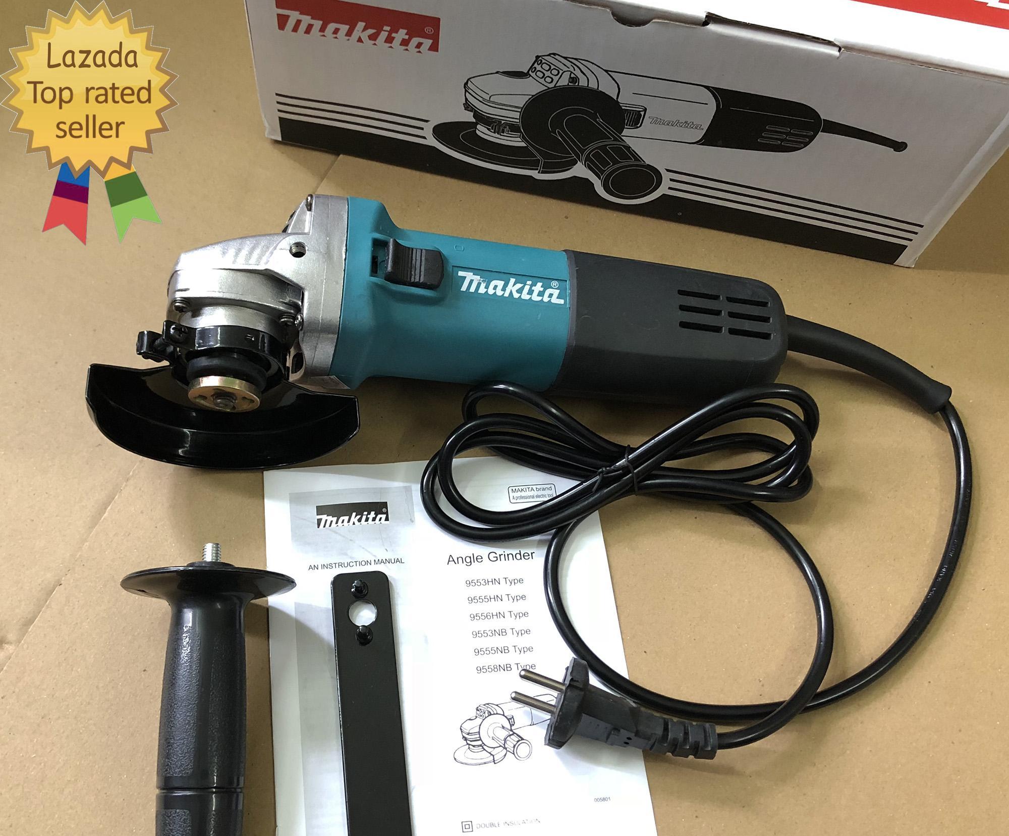Máy mài góc máy cắt cầm tay Makita 9556HN 840W