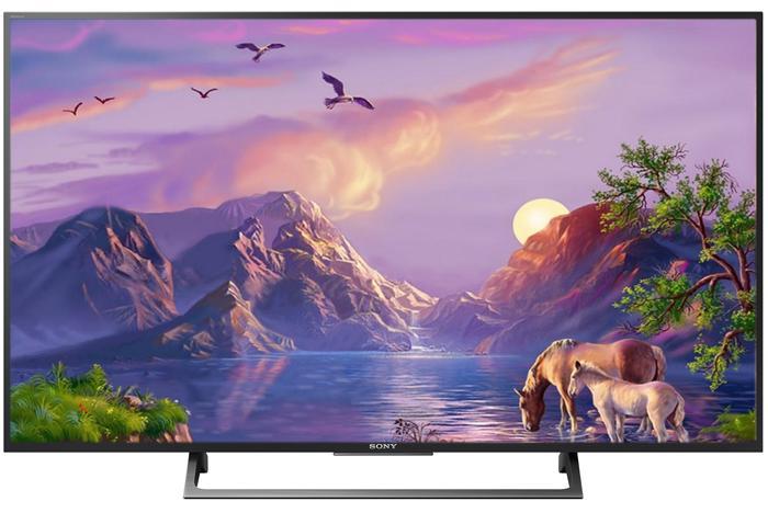 Bảng giá Smart Tivi Sony 55 inch 55X7000E, 4K Ultra HDR, MXR 200Hz