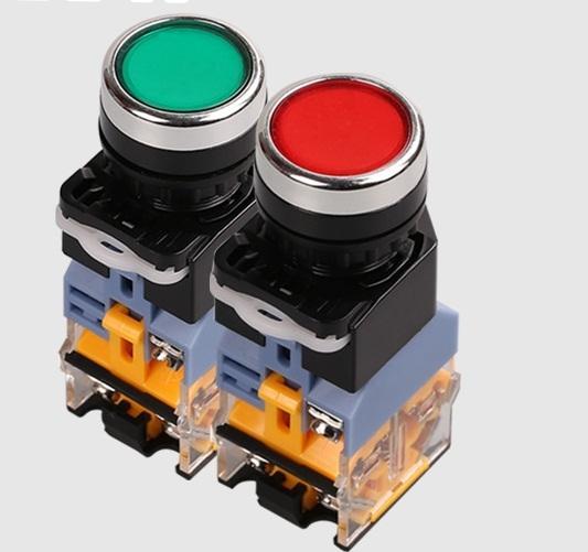 Hình ảnh Nút nhấn giữ nút ấn giữ CML LA39-11S Push Button