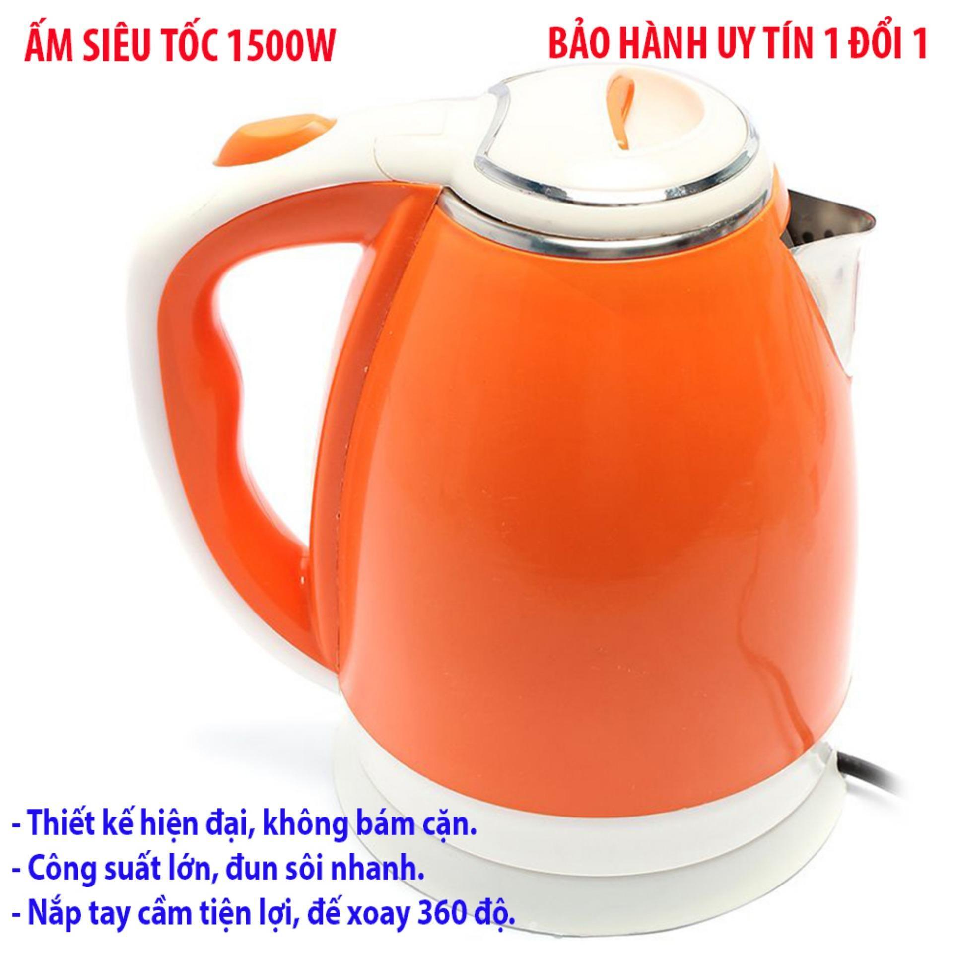Hình ảnh Giá bình đun nước siêu tốc - Ấm đun nước siêu tốc mini Magic Korea Cao Cấp - Đang Khuyến mại 50% - BẢO HÀNH 1 ĐỔI 1