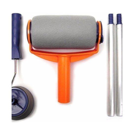 cách chọn màu sơn nhà đẹp, thi công sơn sàn epoxy - Cây lăn sơn HPF-001 thông minh, chất lượng, Bảo hành uy tín 1 đổi 1, Sale 50% Ngày Hôm Nay