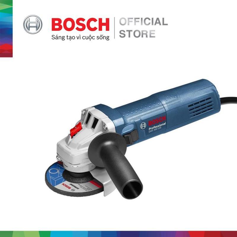 Máy mài góc Bosch GWS 900-100S (điều chỉnh tốc độ) MỚI