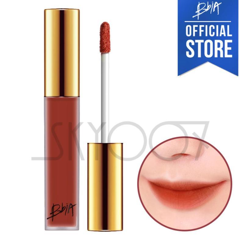 Son kem lì siêu lâu trôi Bbia Last Velvet Lip Tint Version 3 - 12 Sweet Boss (Màu cam cháy) nhập khẩu