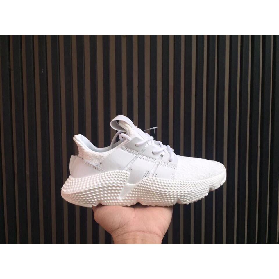 Hình ảnh Giày thể thao Adidas Prophere Triple full trắng lung linh