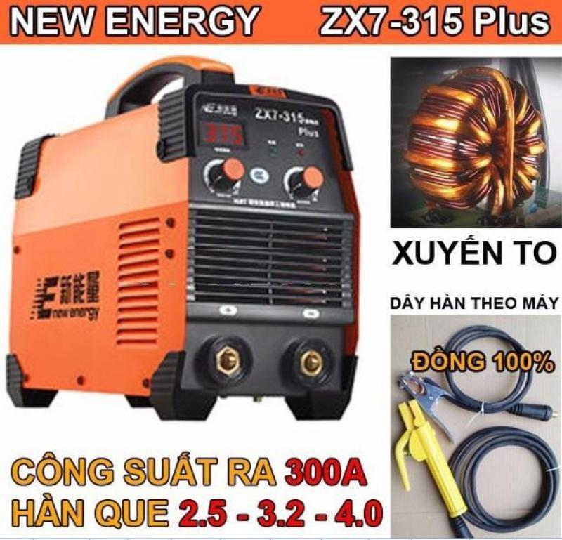 Máy hàn que New Energy ZX7- 315A