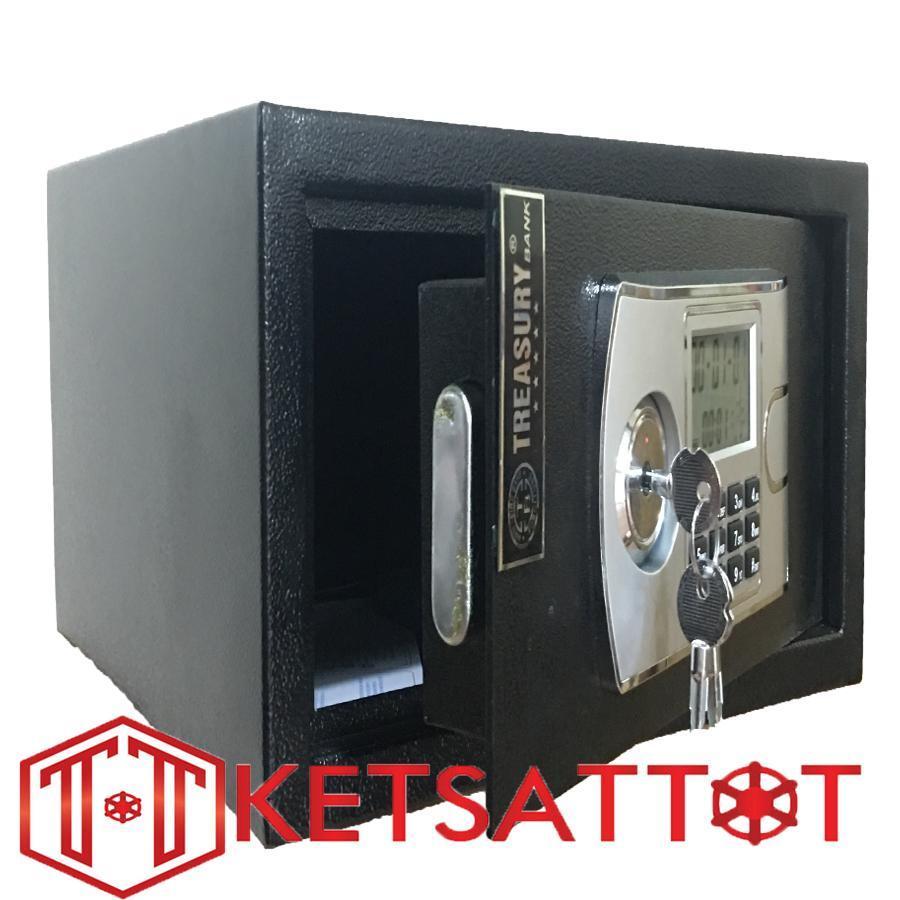 Két khách sạn cao cấp Treasury Bank KSD40 khóa chìa ( điện tử báo động )