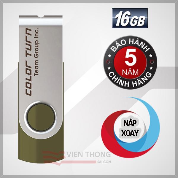 USB 16GB Team Group INC E902 (Xanh nhạt) - Hãng phân phối chính thức
