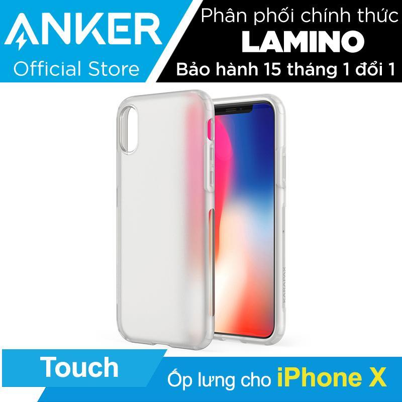 Giá Bán Ốp Lưng Cao Cấp Anker Karapax Touch Cho Iphone X Hang Phan Phối Chinh Thức Anker Trực Tuyến