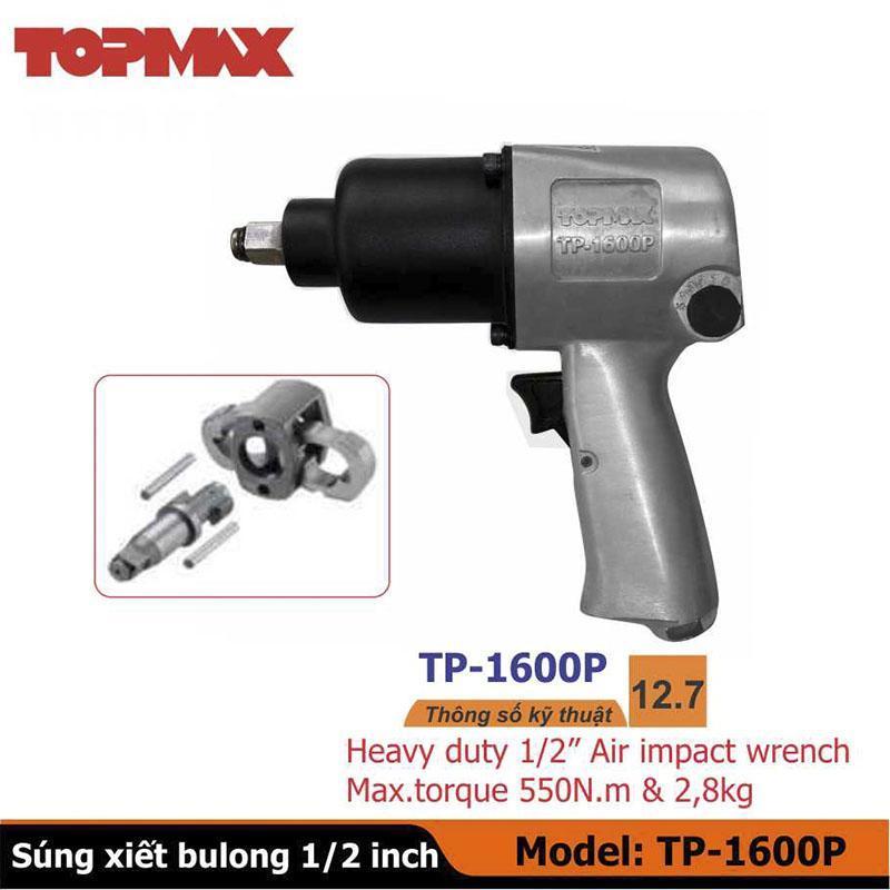 Hình ảnh Sung siết bu lông Topmax 1/2 inh TP-1600P